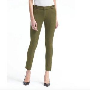 NWT Banana Republic 'Sloan skinny-fit utility pant